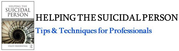 Helping the Suicidal Person Mobile Logo